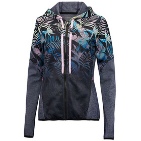 Protective Tectron Denim Hoodie Women grey/colourful